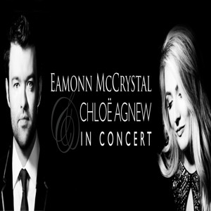 Multiple Emmy Award-Winning Irish Pop Tenor Eamonn McCrystal and Chloë Agnew Join Forces for North American Tour
