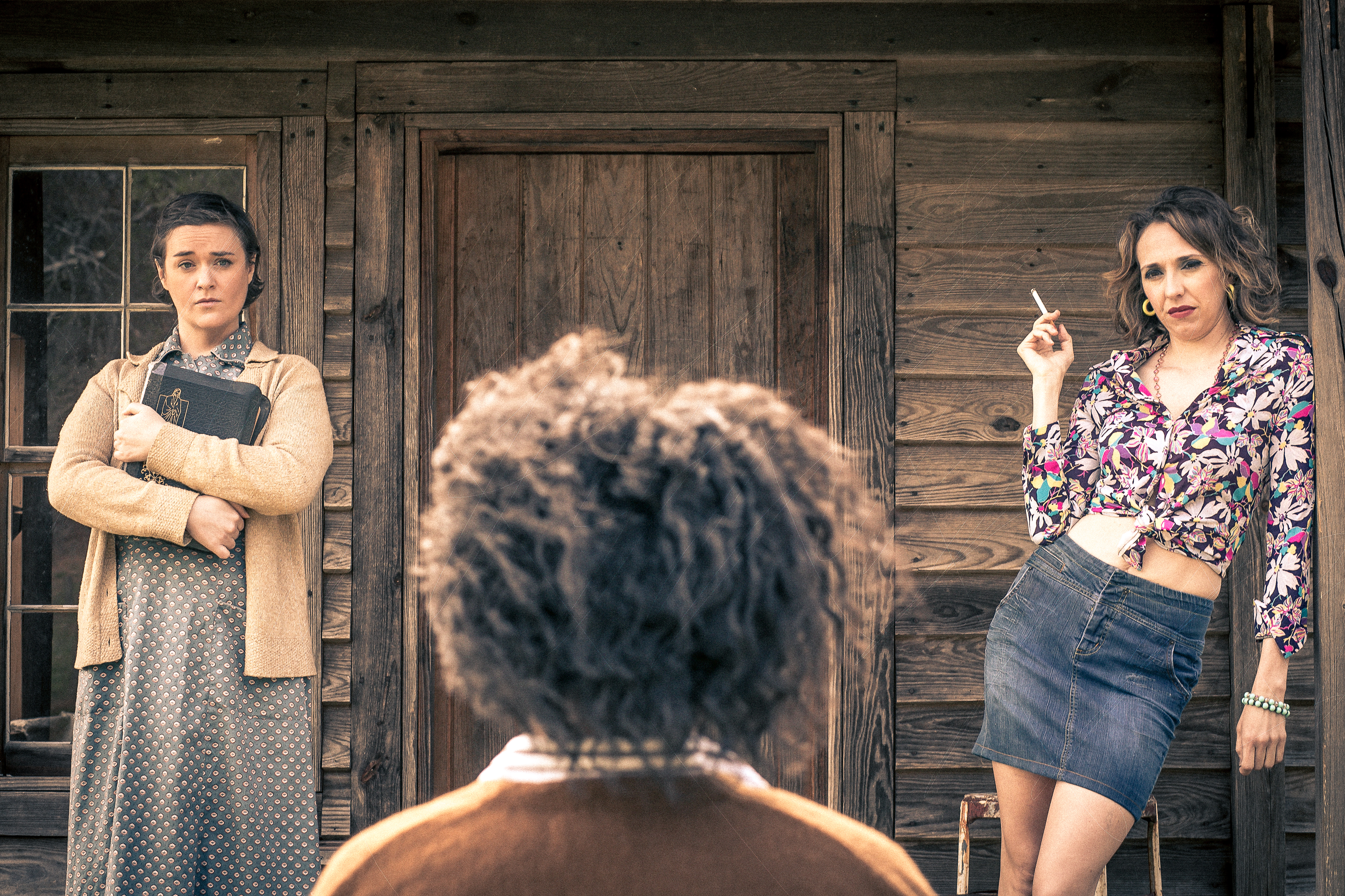 BWW Feature: SPLIT IN THREE at Aurora Theatre