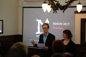 'North of Eight' Company and 2017 Season Launch