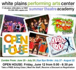 Summer Theatre Academy 2015 Kicks Off This Month at White Plains Performing Arts Center