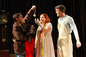 BWW Review: INTO THE WOODS, Menier Chocolate Factory, 12 July 2016