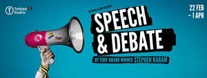 Defibrillator Announces Casting of Douglas Booth and Tony Revolori in Stephen Karam's SPEECH AND DEBATE