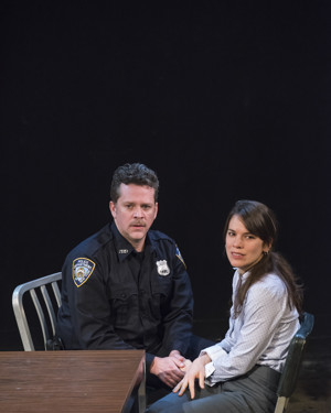 BWW Review:  DEAD DOG PARK at 59E59 – An Excellent Pointed Play About Racial Tension