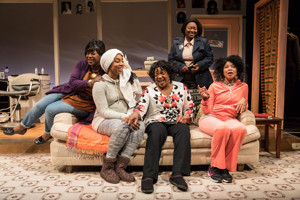 BWW Review: Victory Gardens' World Premiere A WONDER IN MY SOUL Pays Loving Homage to Chicago's South Side and Female Friendship