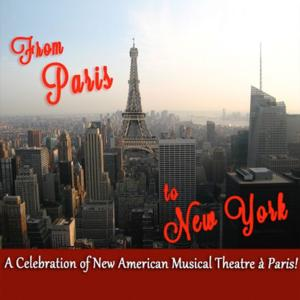 Broadway au Carre Travels FROM PARIS TO NEW YORK at Feinstein's/54 Below, 11/4
