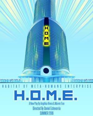 New Ohio Theatre to Present H.O.M.E in August