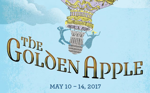 Ashley Brown, Lindsay Mendez, Ryan Silverman and More to Lead THE GOLDEN APPLE at Encores!