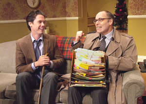 BWW Review: Hysterically Funny CASH ON DELIVERY Rocks the El Portal