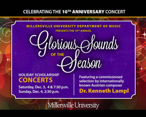 Get Your Merry On at Millersville University