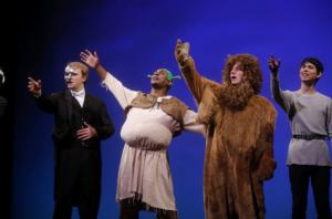 Nominees Announced for the 2015 National High School Musical Theatre Awards!