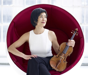 Violinist Jennifer Koh's SHARED MADNESS Web Series Launches