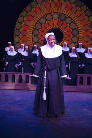 BWW Reviews: MSMT's SISTER ACT Raises the Rafters in Rejoicing