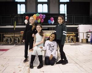 MATILDA THE MUSICAL Welcomes Three New Matildas