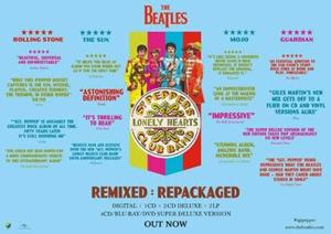 The Beatles Polska: Sierżant Pieprz powrócił na pierwsze miejsce w Wielkiej Brytanii