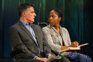 BWW Review:  WHITE GUY ON THE BUS at 59E59 is a Must-See Drama