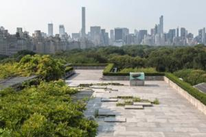 Met Museum 39 S Roof Garden Commission Exhibit To Close 11 1