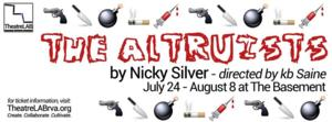 TheatreLAB to Present Nicky Silver's THE ALTRUISTS, 7/23-8/8