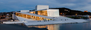 Oslo's Opera House Closes to Private Wedding Due to Financial Woes