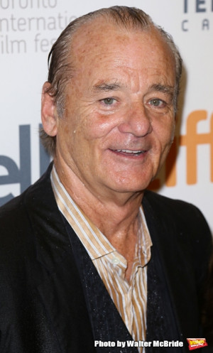 Kennedy Center to Present 19th Mark Twain Prize to Bill Murray