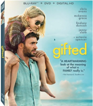 GIFTED, Starring Chris Evans, Arrives on Digital HD, Blu-ray/DVD This July