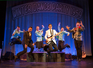 Cast Complete for John Dewey-Led BUDDY: THE BUDDY HOLLY STORY at Bucks County Playhouse