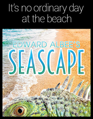 Stagecrafters 2nd Stage to Present Edward Albee's SEASCAPE