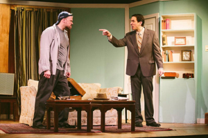 BWW Review: THE ODD COUPLE Entertains at The Central New York Playhouse