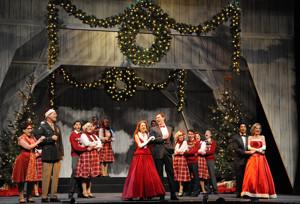 BWW Review: FAC's Dream of a WHITE CHRISTMAS