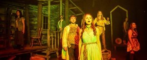 BWW Review: By Any Name, ANNIE KING is a Sweet New Musical Thriller