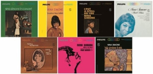 Nina Simone's Historic Philips Years Celebrated with Vinyl Remasters of Seven Classic Albums
