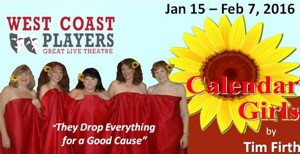 BWW Review: Lots of Laughter in CALENDAR GIRLS at the West Coast Players