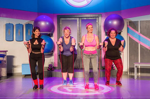 WAISTWATCHERS THE MUSICAL to Weigh in at Regent Theatre This Spring