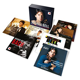 Sony Classical Releases Joshua Bell - The Classical Collection