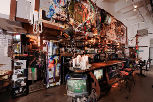 ROTH BAR Debuts at Hauser & Wirth Art Gallery in Chelsea