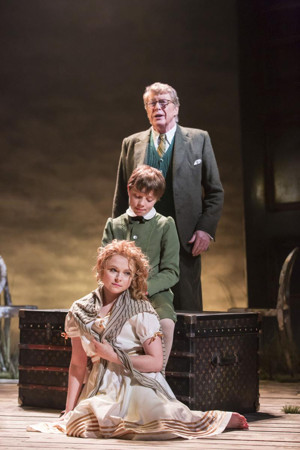 Review Roundup: THE GO-BETWEEN, with Michael Crawford