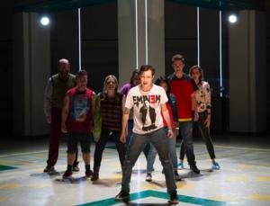 BWW Reviews:  BE MORE CHILL at TRT is Terrific New Musical Theater