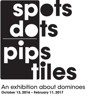 Hunter East Harlem Gallery Exhibition About Dominoes, SPOTS, DOTS, PIPS, TILES