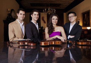Segerstrom Center to Welcome Dover Quartet in March