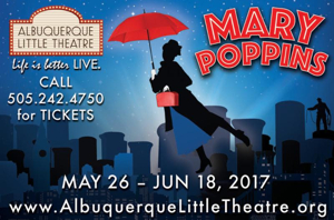 ALT Wraps Up its 87th Season with the Magical Musical, MARY POPPINS