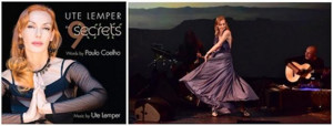 Ute Lemper Collaborates with Paulo Coelho for THE 9 SECRETS, Out 2/12