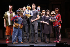 Bring a Puppet to AVENUE Q for a Discount in Honor of World Puppetry Day