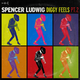 Spencer Ludwig Releases 'Diggy Feels Part 2 (Remixes)'