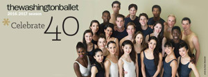Washington Ballet To Close JACOB'S PILLOW Dance Festival Season, 8/23-27