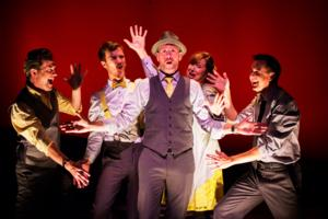BWW Review: SONDHEIM UNSCRIPTED Sheer Brilliance at the Falcon