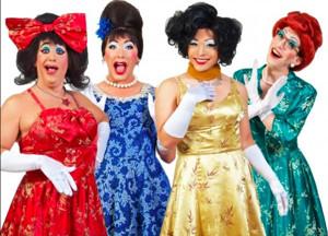 EDINBURGH 2016 - BWW Review: THE KINSEY SICKS LADY COCKS OF BANG BOYS, Gilded Balloon, 11 August