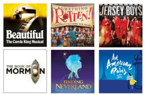 Announcing the 2017-18 Broadway Sacramento Season at the Community Center Theater