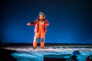 Louis Jenkins & Mark Rylance's NICE FISH Swimming to the West End