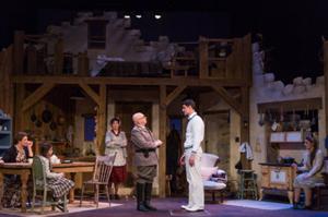BWW Review: GABRIEL: Better Angels Take Flight at Stoneham Theatre