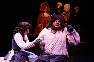 BWW Review: BEAUTY AND THE BEAST at Toby's Enchants Young And Old