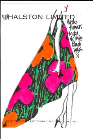 Nassau County Museum Of Art Presents HALSTON STYLE, 3/25-7/9